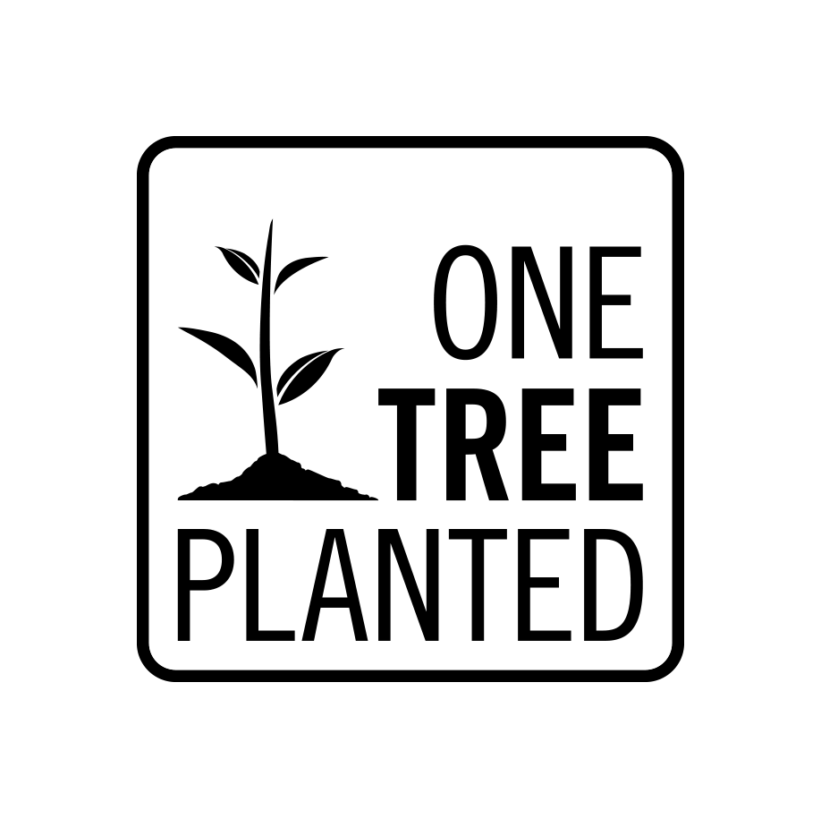 "logo for ""one tree planted"" organization"