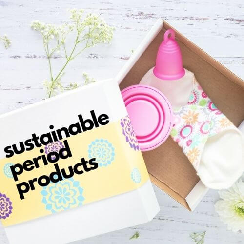 What Are Sustainable Period Products & Why Use Them?
